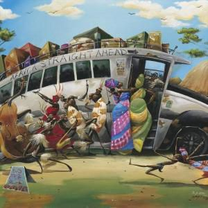 Africa Straight Ahead, Diverse Interpreten