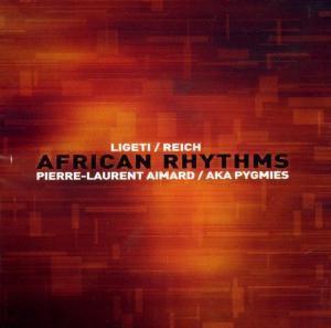 African Rhythms, Pierre-Laurent Aimard