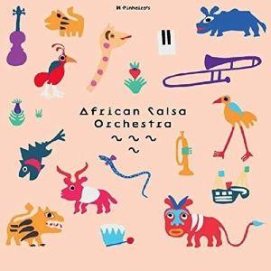 African Salsa Big Orchestra, Michel Pinheiro's African Salsa Orchestra