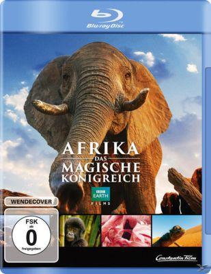 Afrika - Das magische Königreich, Diverse Interpreten