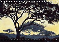 Afrika in Pastellgemälden (Tischkalender 2019 DIN A5 quer) - Produktdetailbild 12