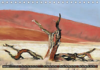Afrika in Pastellgemälden (Tischkalender 2019 DIN A5 quer) - Produktdetailbild 6