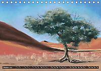 Afrika in Pastellgemälden (Tischkalender 2019 DIN A5 quer) - Produktdetailbild 10