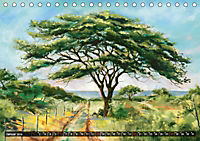 Afrika in Pastellgemälden (Tischkalender 2019 DIN A5 quer) - Produktdetailbild 1