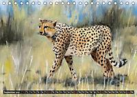 Afrika in Pastellgemälden (Tischkalender 2019 DIN A5 quer) - Produktdetailbild 9