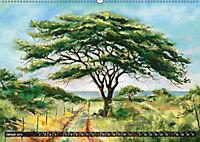 Afrika in Pastellgemälden (Wandkalender 2019 DIN A2 quer) - Produktdetailbild 1