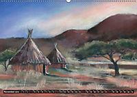 Afrika in Pastellgemälden (Wandkalender 2019 DIN A2 quer) - Produktdetailbild 11
