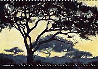 Afrika in Pastellgemälden (Wandkalender 2019 DIN A2 quer) - Produktdetailbild 12