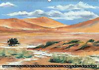 Afrika in Pastellgemälden (Wandkalender 2019 DIN A2 quer) - Produktdetailbild 8