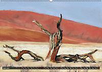 Afrika in Pastellgemälden (Wandkalender 2019 DIN A2 quer) - Produktdetailbild 6