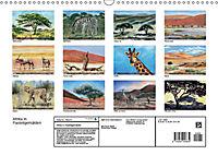 Afrika in Pastellgemälden (Wandkalender 2019 DIN A3 quer) - Produktdetailbild 13