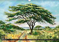Afrika in Pastellgemälden (Wandkalender 2019 DIN A3 quer) - Produktdetailbild 1