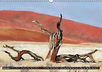 Afrika in Pastellgemälden (Wandkalender 2019 DIN A3 quer) - Produktdetailbild 6