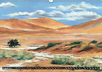Afrika in Pastellgemälden (Wandkalender 2019 DIN A3 quer) - Produktdetailbild 8