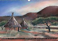Afrika in Pastellgemälden (Wandkalender 2019 DIN A3 quer) - Produktdetailbild 11