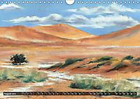 Afrika in Pastellgemälden (Wandkalender 2019 DIN A4 quer) - Produktdetailbild 8