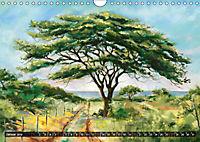 Afrika in Pastellgemälden (Wandkalender 2019 DIN A4 quer) - Produktdetailbild 1