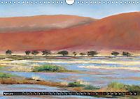 Afrika in Pastellgemälden (Wandkalender 2019 DIN A4 quer) - Produktdetailbild 4