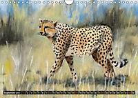 Afrika in Pastellgemälden (Wandkalender 2019 DIN A4 quer) - Produktdetailbild 9