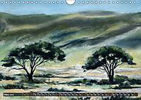 Afrika in Pastellgemälden (Wandkalender 2019 DIN A4 quer) - Produktdetailbild 3