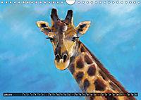 Afrika in Pastellgemälden (Wandkalender 2019 DIN A4 quer) - Produktdetailbild 7