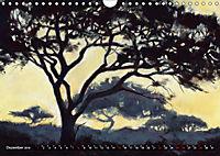 Afrika in Pastellgemälden (Wandkalender 2019 DIN A4 quer) - Produktdetailbild 12