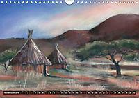 Afrika in Pastellgemälden (Wandkalender 2019 DIN A4 quer) - Produktdetailbild 11