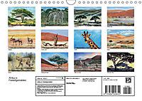 Afrika in Pastellgemälden (Wandkalender 2019 DIN A4 quer) - Produktdetailbild 13