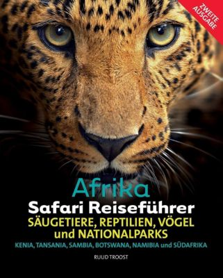 Afrika Safari Reiseführer - Ruud Troost  