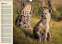 Afrika. Tiere in freier Wildbahn (Wandkalender 2019 DIN A3 quer) - Produktdetailbild 3