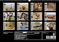 Afrika. Tiere in freier Wildbahn (Wandkalender 2019 DIN A3 quer) - Produktdetailbild 13