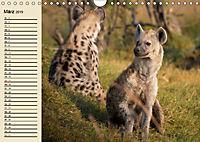 Afrika. Tiere in freier Wildbahn (Wandkalender 2019 DIN A4 quer) - Produktdetailbild 3