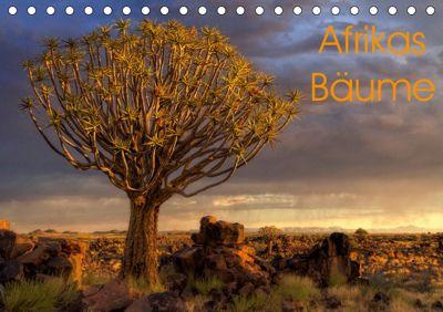 Afrikas Bäume (Tischkalender 2019 DIN A5 quer), Michael Voß