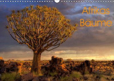 Afrikas Bäume (Wandkalender 2019 DIN A3 quer), Michael Voß