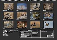 Afrikas Tiere im FokusAT-Version (Wandkalender 2019 DIN A2 quer) - Produktdetailbild 13
