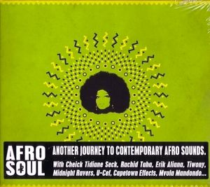 Afrosoul #2 - Another Journey Through Africa, Various African Artists