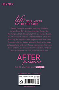 After Band 1: After passion - Produktdetailbild 1