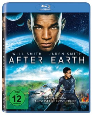 After Earth, Gary Whitta, M. Night Shyamalan, Will Smith