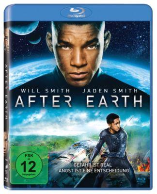 After Earth, Gary Whitta, M. Night Shyamalan, Will Smith