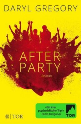Afterparty - Daryl Gregory |