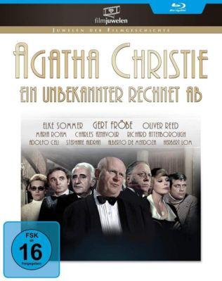 Agatha Christie: Ein Unbekannter rechnet ab, Agatha Christie