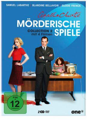 Agatha Christie: Mörderische Spiele - Collection 2, Agatha Christie
