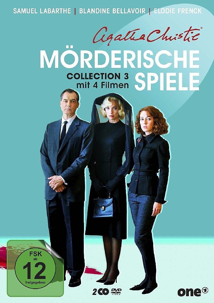 Agatha Christie Mörderische Spiele Staffel 3