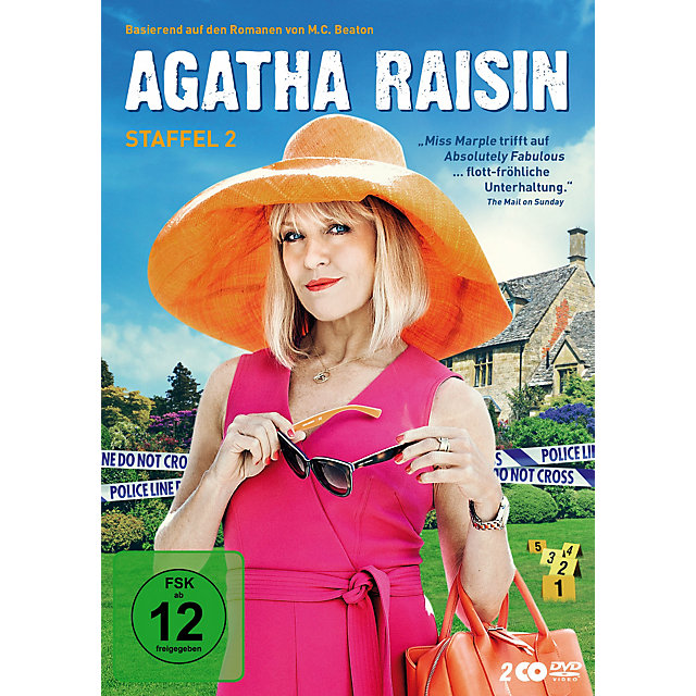 agatha raisin staffel 2