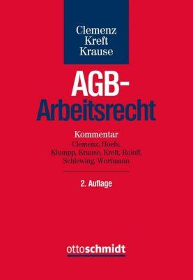 AGB-Arbeitsrecht -  pdf epub