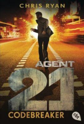 Agent 21 Band 3: Codebreaker, Chris Ryan