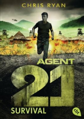 Agent 21 Band 4: Survival, Chris Ryan