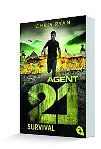 Agent 21 Band 4: Survival - Produktdetailbild 1