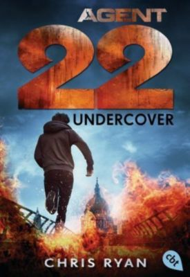 Agent 22 - Undercover, Chris Ryan