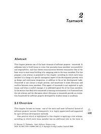 Agile Software Engineering - Produktdetailbild 2